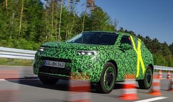 2021 Opel Mokka 1