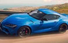 Toyota Supra Rz Horizon Blue Edition