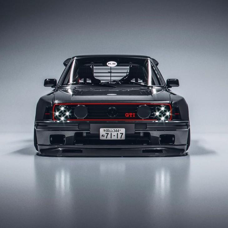 VW Golf GTI 1