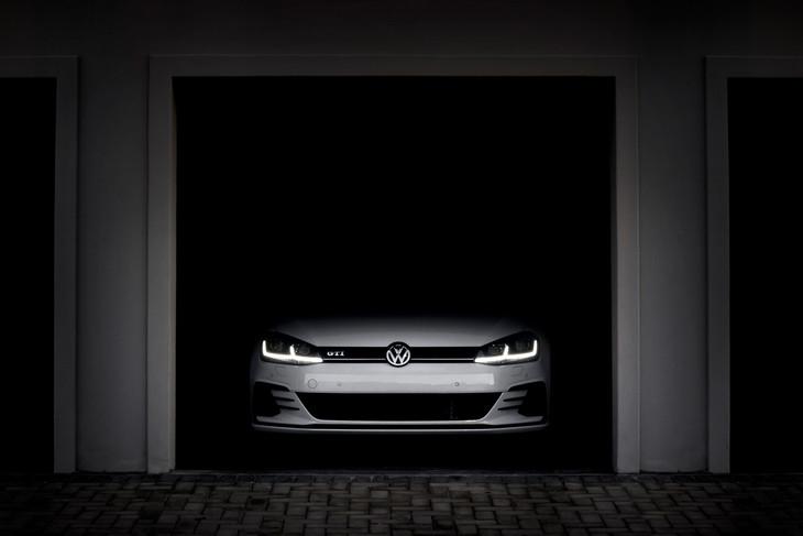 Gol GTI Garage