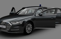2021 Audi A8 L Security