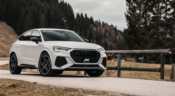 2020 Audi Rs Q3 Tuning Abt 8