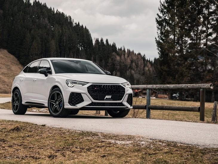 2020 Audi Rs Q3 Tuning Abt 8
