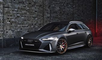 Audi Rs6 Avant By Wheelsandmore2