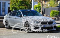 BMW M5CS 1