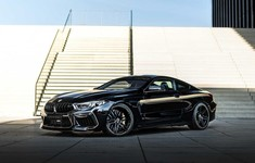 BMW M8 Manhart 1