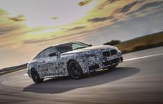BMW 4Series Prototype40