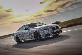 BMW 4 Series (2020) International Prototype Drive