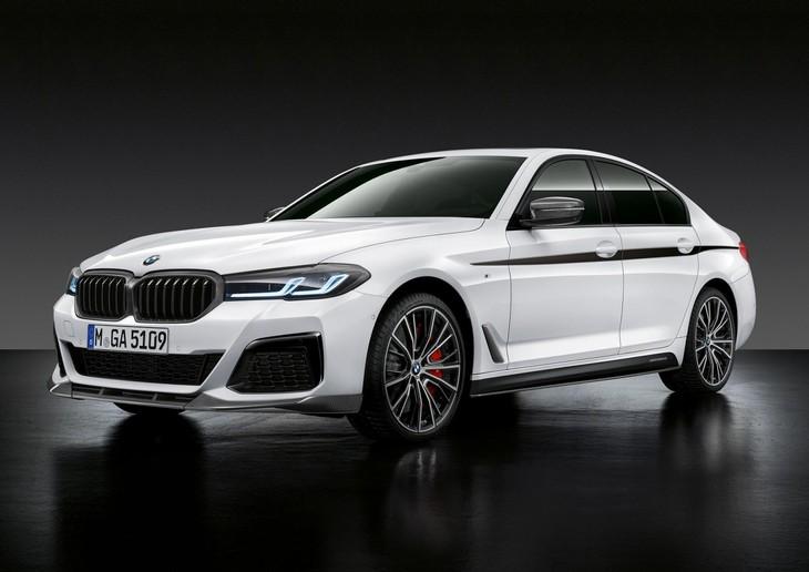 BMW 5LCIMPerf 2