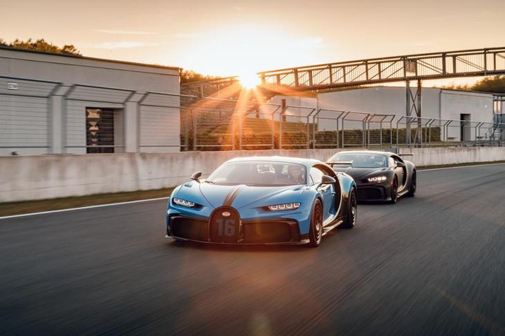 Bugatti Chiron Pur Sport Track Testing 12