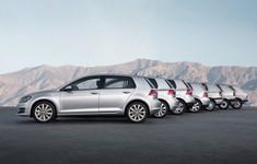 2013 Volkswagen Golf Mk7 16 0