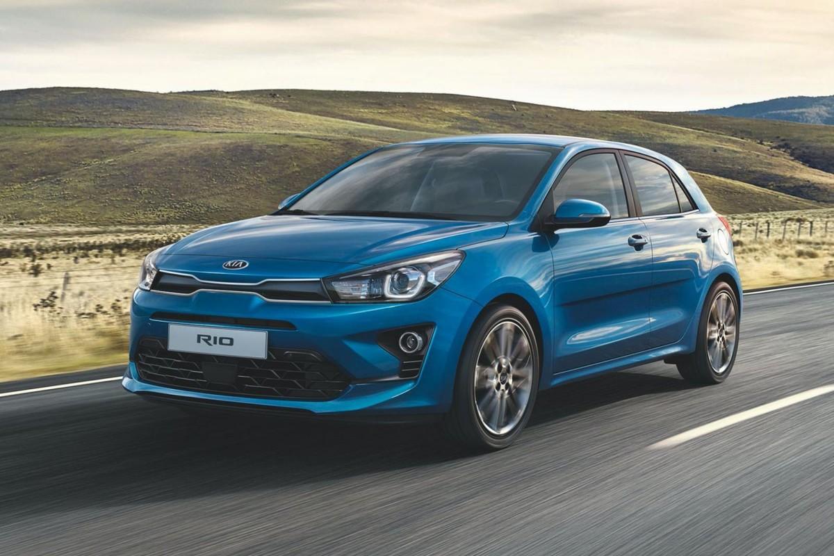 kia rio gets major updates - cars.co.za
