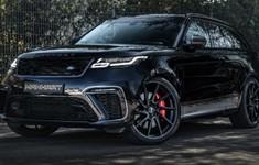 Range Rover Velar By Manhart
