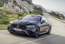 Mercedes Benz E53 AMG Coupe 2021 1600 0e
