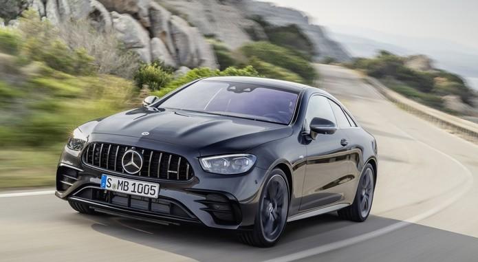 Mercedes Benz E53 AMG Coupe 2021 1600 0e