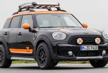 Mini Countryman By X Raid