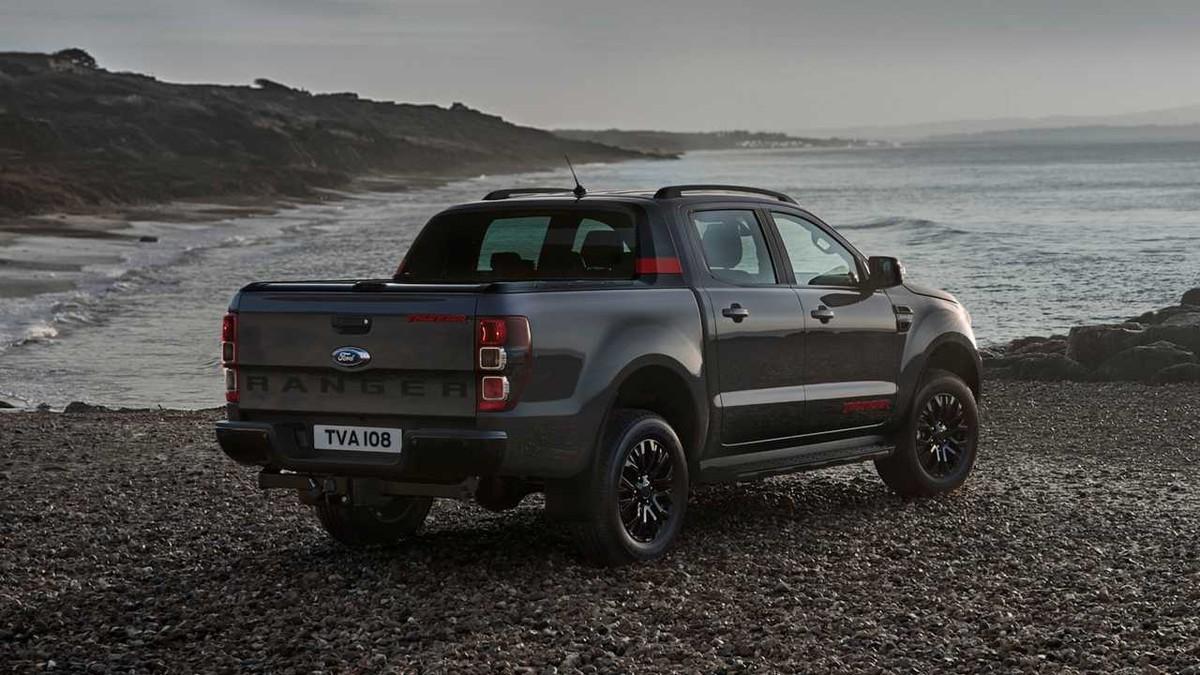 Ford Ranger Thunder (2020) Specs and Price - Cars.co.za