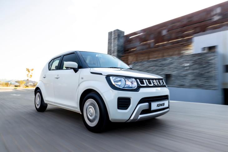 Suzuki Ignis 4261