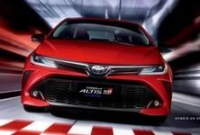 Toyota Corolla Altis GR 2