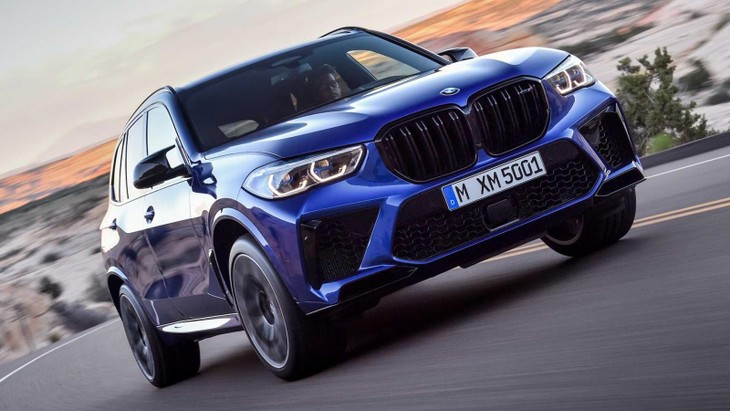 Bmw X5 And X6 M Price Increases Cars Co Za