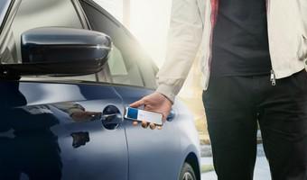 Apple BMW Digital Key 1