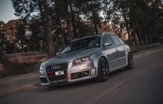 Audi RS4Avant 29
