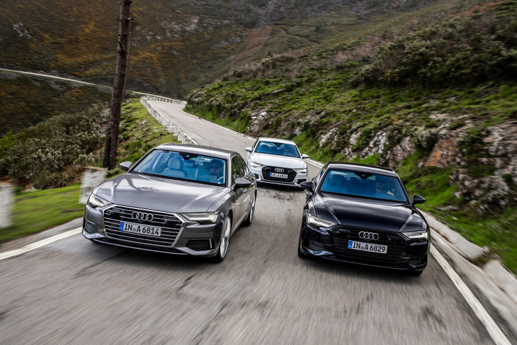 Audi A6 20207