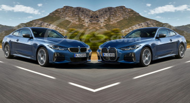 New BMW 4 Series: Grille Warfare