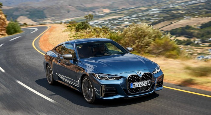 2021 BMW 4 Series Coupe 11