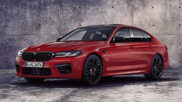 2021 BMW M5 13