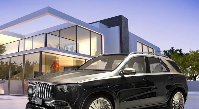 2020 Mercedes Benz Gle Hofele Tuning 1