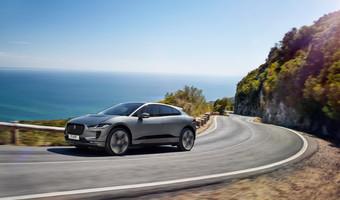 Jaguar I Pace2020 12