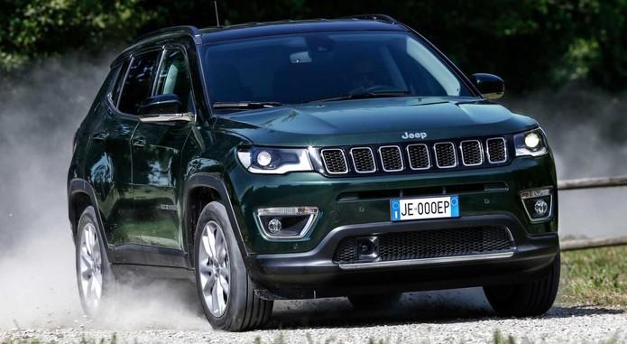 Jeep Compass 2021 Europa
