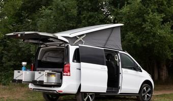 Mercedes Benz V250d Camper Van Vp Gravity 9main
