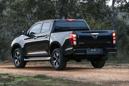 New Bt 50 To Arrive In Sa Before D Max Cars Co Za