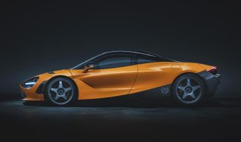 McLaren Lemans 5