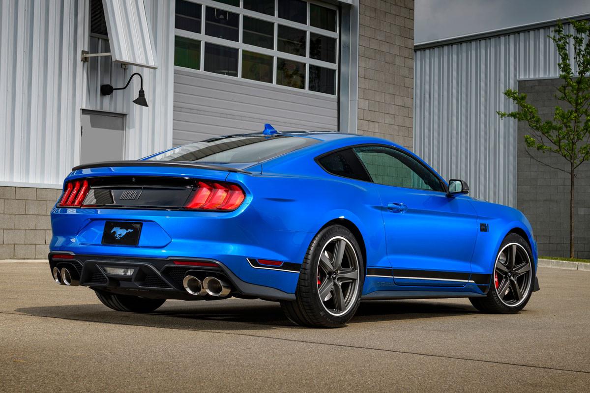 Ford Mustang Mach 1 Coming to SA? - Cars.co.za