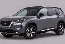 2021 Nissan Rogue 5