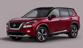 2021 Nissan Rogue 1