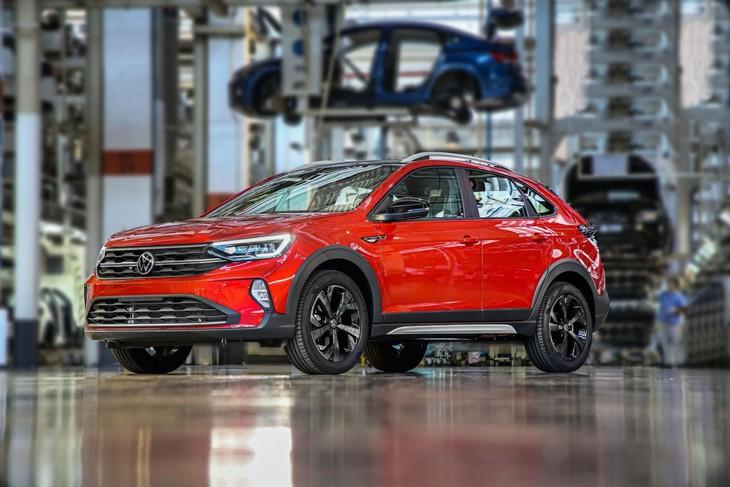 2021 VW Nivus Enters Production In Brazil 9