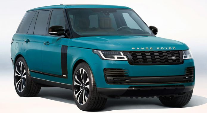 Range Rover Fifty 3
