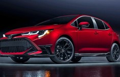 2021 Toyota Corolla Hatchback Special Edition1