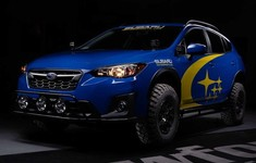 Crawford Performance Cdr Series Lift Kit For Subaru Crosstrek