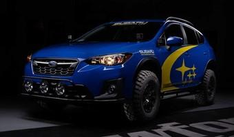 Crawford Performance Cdr Series Lift Kit For Subaru Crosstrek