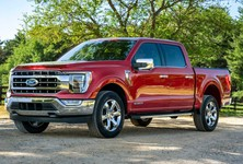 2021 Ford F 150