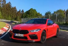 BMW M8 Front