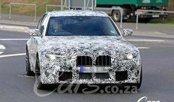 BMW M3 Spy1