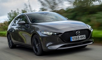 Mazda 3 UK Version 2019 1600 38