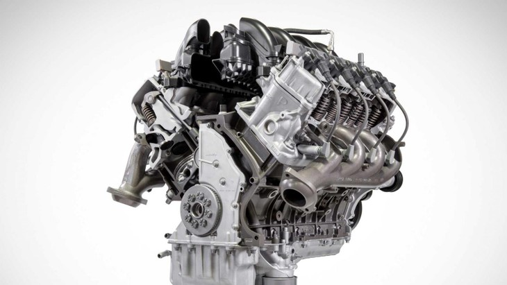 7 3 Liter V8 For 2020 Ford Super Duty