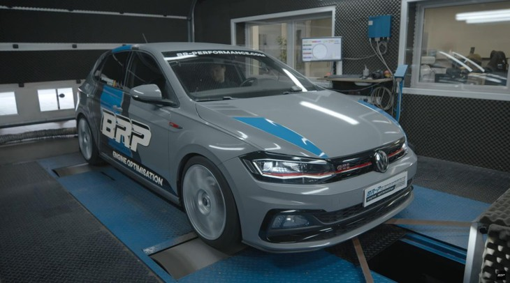Vw Polo Gti Tuning Br Performance 4